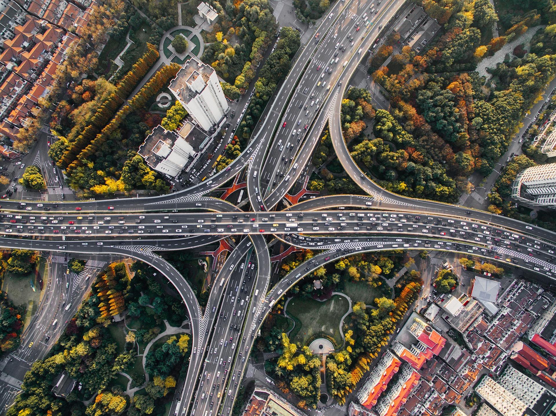 Moderne Infrastruktur: Wann überrundet China den Westen?